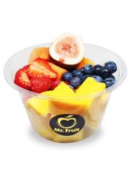 Mr. Fruit Prémium gyümölcssaláta  500 gr