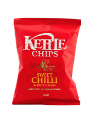 Kettle édes chilis chips 40 gr
