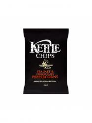Kettle tengeri sós, feketeborsos burgonyachips 40 gr