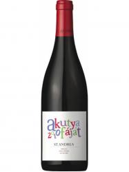 St. Andrea Akutyafáját száraz vörösbor 2019 750 ml
