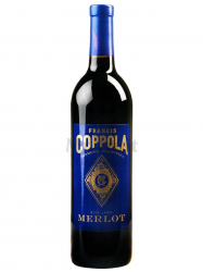Francis Ford Coppola Diamond Merlot 2015/17 750 ml