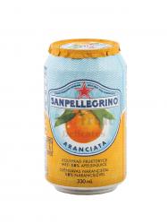 San Pellegrino Aranciata dobozos 330 ml
