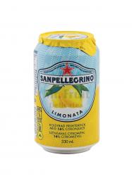 San Pellegrino Limonata dobozos 330 ml