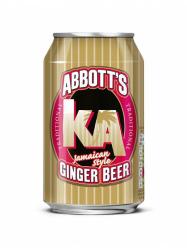 KA Jamaican alkoholmentes gyömbérsör 330 ml
