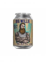 Big Willie gyömbérsör 330 ml