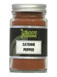Green Cuisine Cayenne bors üveges 65 gr