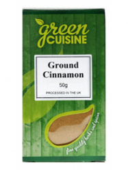 Green Cuisine Fahéj őrölt 50 gr