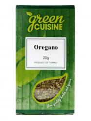Green Cuisine Oregano 20 gr