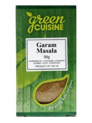 Green Cuisine Garam masala 50 gr