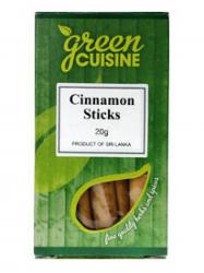 Green Cuisine Fahéj rúd 20 gr
