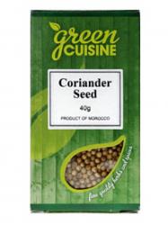 Green Cuisine Koriandermag 40 gr