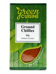 Green Cuisine Chili tört 25 gr