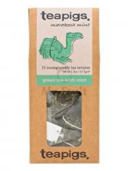 Teapigs mentás zöld tea 15 db