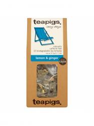 Teapigs citrom-gyömbér tea 15 db