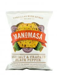 Manomasa Tengeri sós-feketeborsos torilla 160 gr
