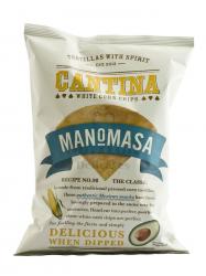 Manomasa Classic chips 160 gr
