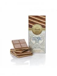 Venchi Cremino 1878 mogyorós-mandulás fehér tejcsokoládé 110 gr