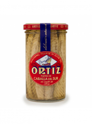 Ortiz Makréla Olivaolajban 250 gr