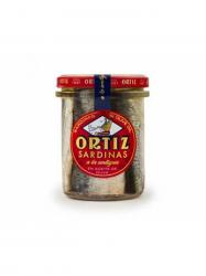 Ortiz Szardinia Olivaolajban 190 gr