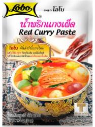 Lobo piros curry paszta 50 gr
