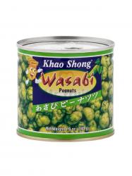 Khao Shong wasabis mogyoró 140 gr