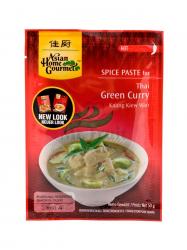 AHG thai csípős zöld curry szósz 50 gr