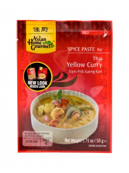 AHG thai sárga curry fűszerpaszta 50 gr