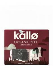 Kallo Bio marhahúsleves kocka 66 gr