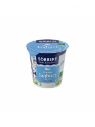 Söbbeke Bio Natúr joghurt 1,5%-os 150 gr