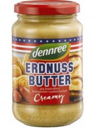 Dennree Bio Peanut Butter lágy 340 gr