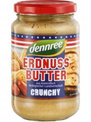 Dennree Bio Peanut Butter darabos 350 gr