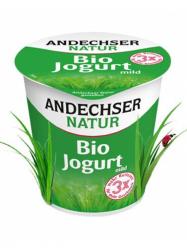 Andechser Bio Natúr joghurt 150 gr