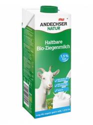 Andechser Bio Kecsketej 1 l