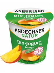 Andechser Bio Mangó Joghurt 150 gr