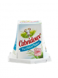 Cabridoux Chévre Nature sajt 125 gr