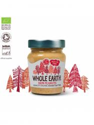 Whole Earth Bio Mogyoróvaj darabos 227 gr