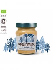 Whole Earth Bio Mogyoróvaj lágy 227 gr