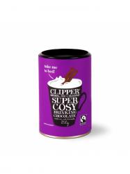 Clipper Bio Fairtrade Forró csokoládé 250 gr