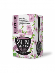 Cupper Bio Zen Balance tea 20 filter