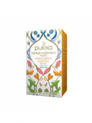 Pukka Bio Herbal Collection 5 féle 20 filter