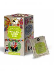 Ministry of Tea Bio Himalaya Green tea 20 filter
