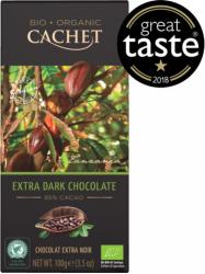 Cachet BIO Étcsokoládé 85% 100 gr
