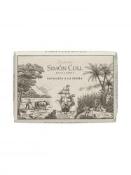 Simon Coll Ét forró csokoládé tömb 200 gr