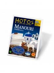 Hotos Manouri Feta juh- és kecske tejből 150 gr
