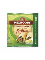 Mexifoods Tortilla 20 cm 320 gr