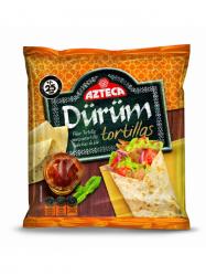 Azteca Dürüm Tortilla 25 cm 18 db/csomag
