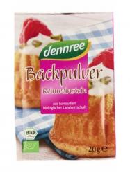 Dennree Bio sütőpor 4x20 gr