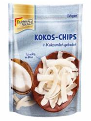 Farmer´s Kókusz chips 100 gr