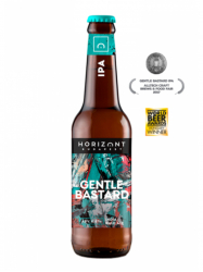 Horizont IPA Gentle Bastard sör 6,5% 330 ml