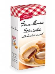 Bonne Maman csokis-karamellkrémes keksz 135 gr